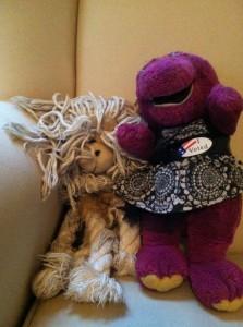 Barney & LMB