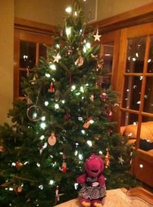 Merry Christmas Barney!